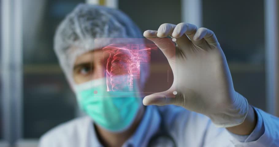 ologramma medico sala operatoria chirurgia ingegneria biomedica