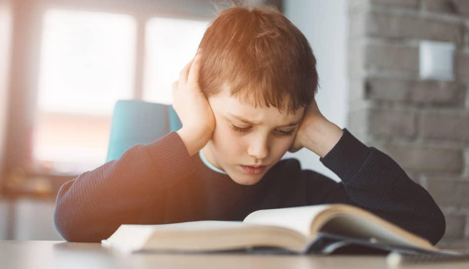 bambino dislessia malessere umore