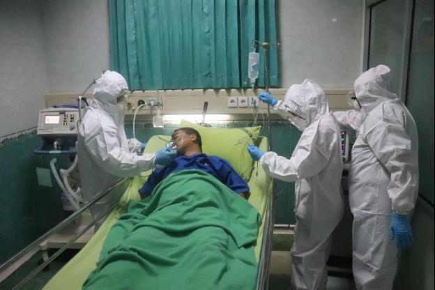 paziente ospedale quarantena